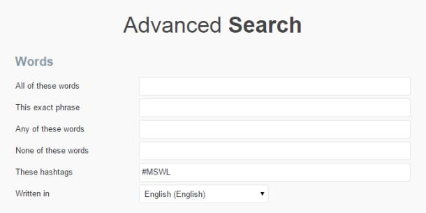 AdvancedSearch