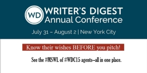 The Writers Digest Pitch SlamAgents